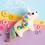Thumbnail: Mini Unicorn Needle Felting Kit