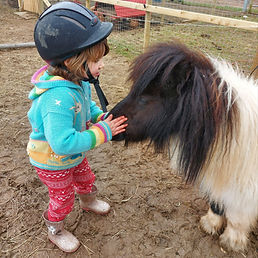 Pippi and a friend