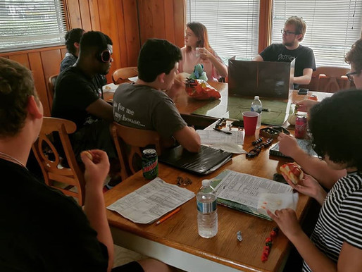 Dungeons & Dragons Campaigns are Starting