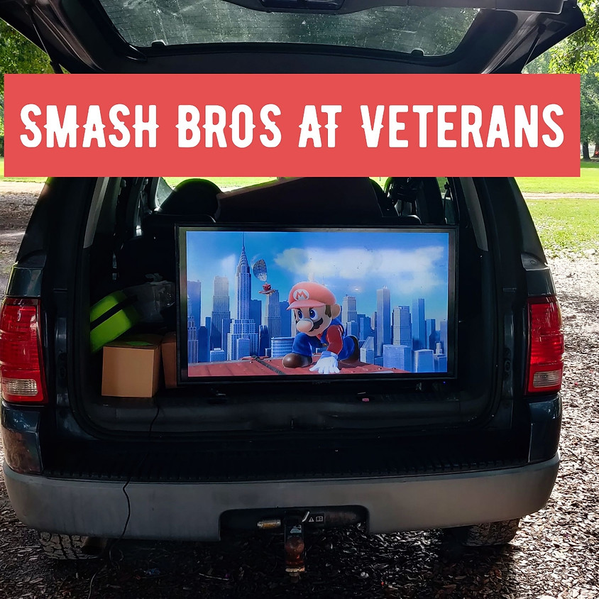 Smash Bros Session In the Park