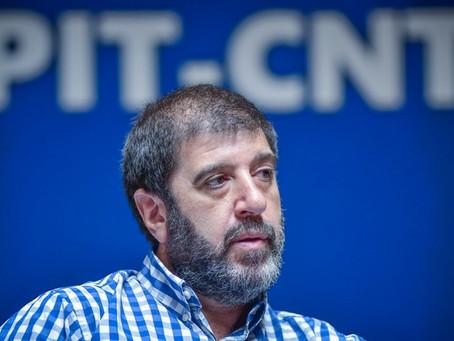 Fernando Pereira: si llegamos a las firmas ganamos el referéndum