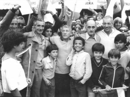 Recuerdan la liberación de los presos políticos