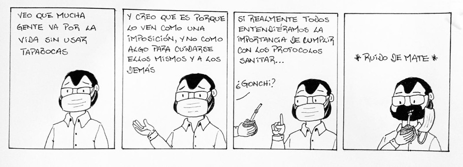 Los dibujos Gonzalo Sainz