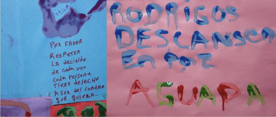 En memoria de Rodrigo Núñez y Rodrigo Barrios