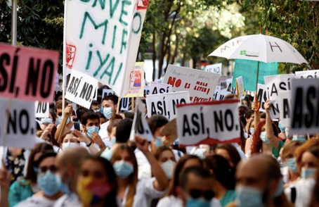 España: indemnizan a médicos residentes por vulnerar su derecho al descanso