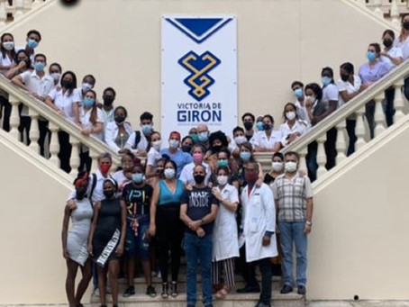 Cuba a un paso de la hazaña: es inminente el registro de dos de la vacunas fabricadas en la isla