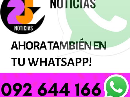 Todo por WhatsApp