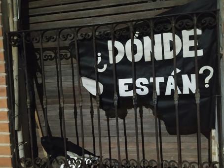 Paysandú: atentado incendiario contra vivienda que lucía balconera por los desaparecidos