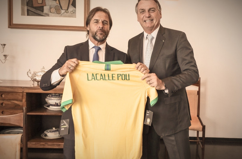 """Bolsonaro: """"si no existiera Uruguay jamás habríamos recapturado a Rocco Morabito"""""""