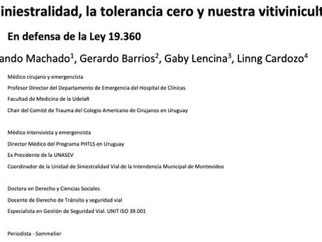 #ToleranciaCero - Expertos respondieron a Botana