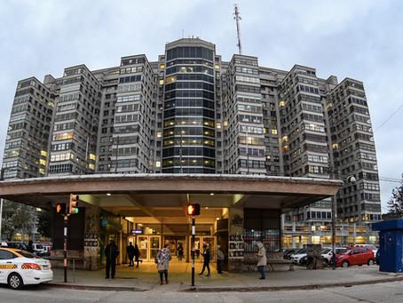 El Hospital de Clínicas hacia una nueva era Villar