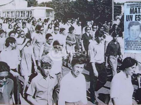 Testigos de la causa por homicidio de Joaquín Klüver en 1972: fue por la espalada y a quemarropa