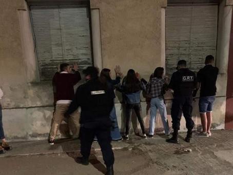 Diputado Tinaglini pide informes por represión en Castillos