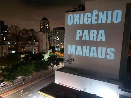 Colapasó el sistema hospitalario en Manaus y una ola de protestas incendia Brasil