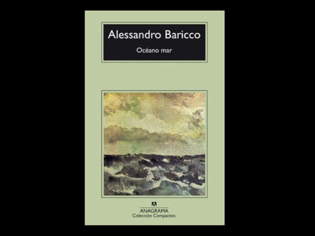 «Océano mar», de Alessandro Baricco