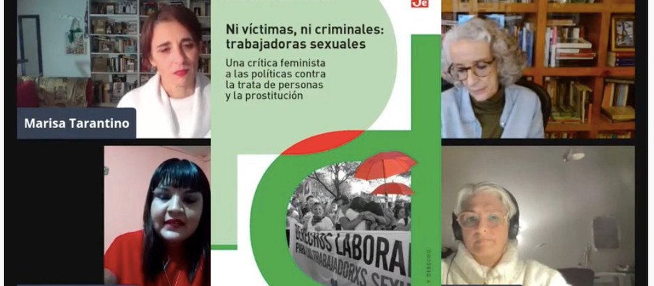 Ni víctimas, ni criminales: trabajadoras sexuales