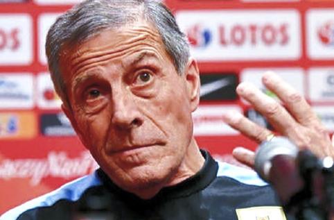 """Tabárez: """"Los futbolistas malinterpretaron lo de los esfínteres"""""""