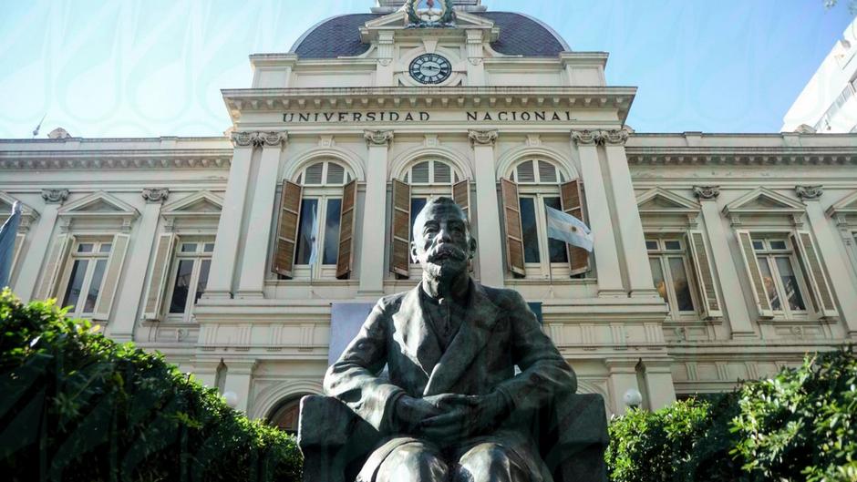 #vacunados - Universidad Nacional de la Plata exige al menos una dosis para actividades presenciales