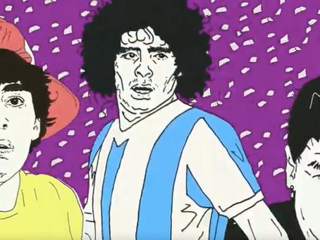 Exégetas para Maradona