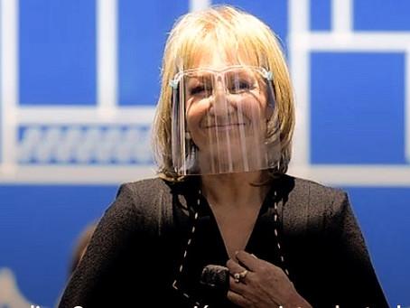 Intendenta de Montevideo resolvió dar un día de licencia a los funcionarios que se vacunen