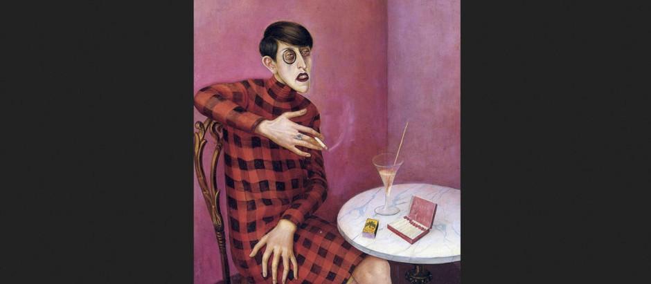 Retrato de Sylvia von Harden