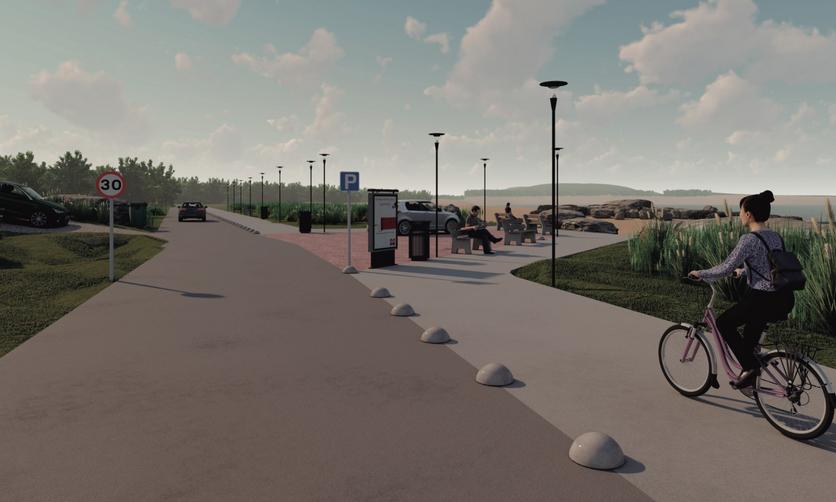 #PuntaColorada - Vecinos de punta contra la doble vía asfaltada de Antía