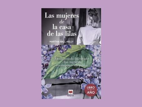 «Las mujeres de la casa de las lilas», de Martha Hall Kelly