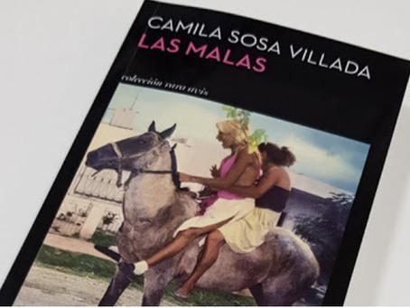 «Las malas», de Camila Sosa Villada