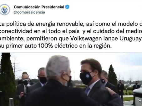 "Empresariado molesto con Lacalle Pou: ""Lestido tiene coronita"""