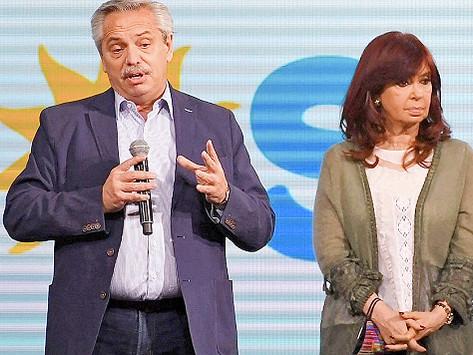 La carta de CFK - AgarrenséN de las manos