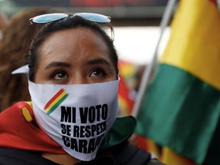 Bolivia entre el voto y las amenazas de un nuevo golpe