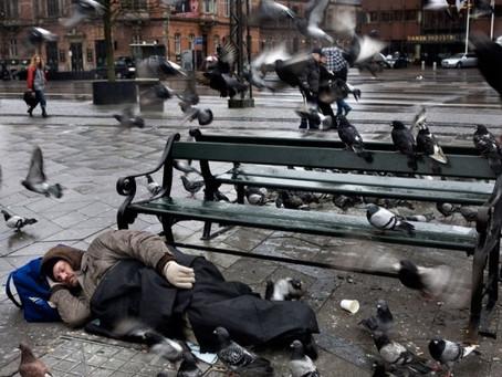 #BorgenSolidaria - Dinamarca prioriza vacunación de personas en situación de calle