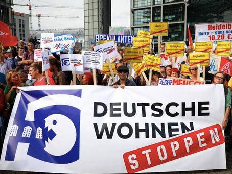 ¡Exprópiese! Los berlineses a favor de confiscar más de 200 mil viviendas
