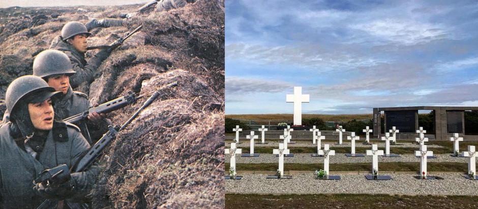 #Malvinas -  Comienza hoy la segunda fase de búsqueda e identificación de soldados argentinos