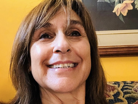 Con Alicia Deus, abogada de víctimas en los casos Valizas y Operación Océano