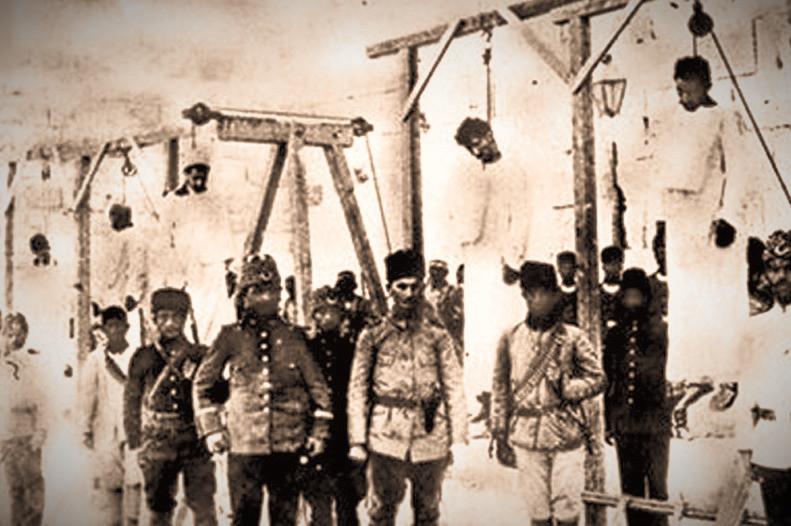106 años del Genocidio Armenio (1915-2021)