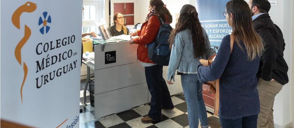 Oficialismo y otras tres listas disputarán las elecciones del Colegio Médico del Uruguay
