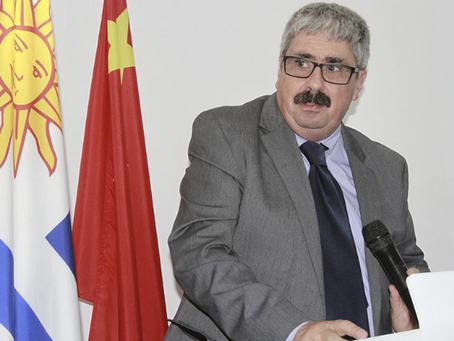 #EuforiaDesmedida - Bergamino habló sobre el  posible TLC con China