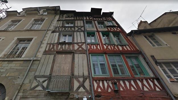 PAUL BOUET ARCHITECTE - ST GEORGES - RENNES