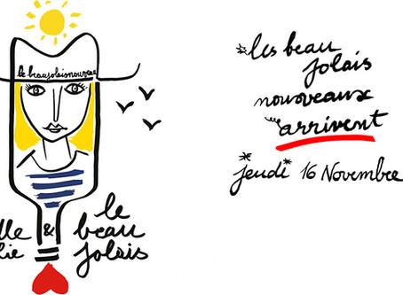 Le Ligure Nice Restaurant fête le Beaujolais lors d'un repas festif