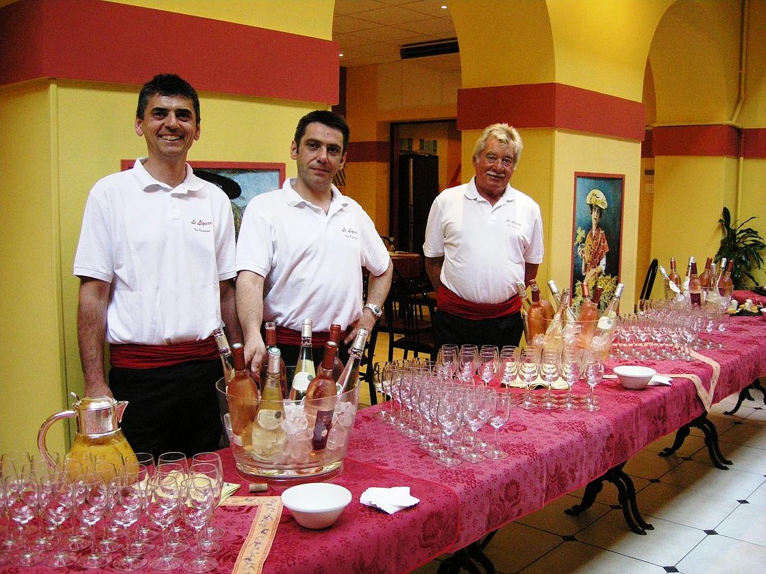 Réservez vite votre soirée du Beaujolais nouveau au Ligure