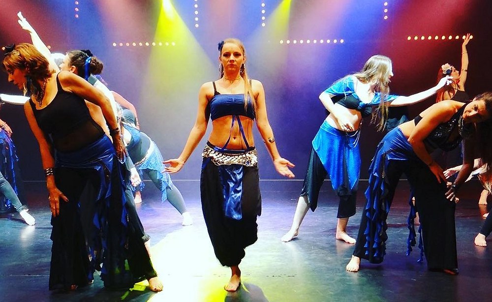 danse orientale à Nice