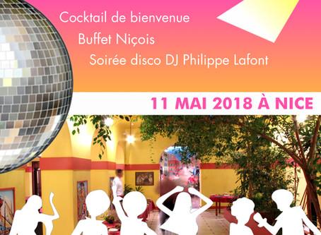 La soirée Disco Années 80 à Nice ce 11 mai !