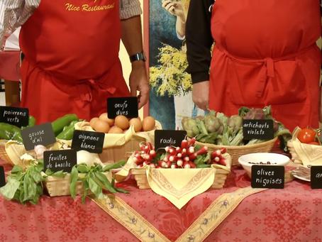 Repas animé à Nice : Les ateliers de cuisine niçoise du Ligure