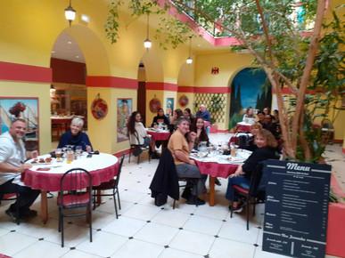 Local Restaurant Nice city center