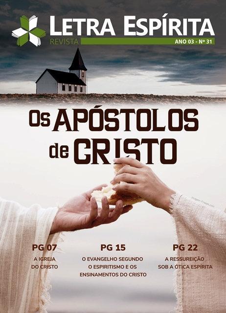 REVISTA LETRA ESPÍRITA - Ed 31