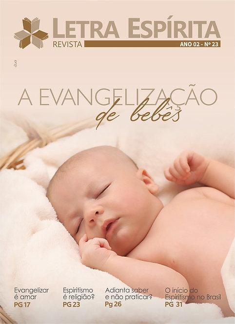 REVISTA LETRA ESPÍRITA - Ed 23