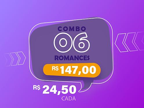 Combo - 06 Romances