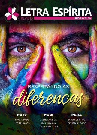 REVISTA LETRA ESPÍRITA - Ed 29
