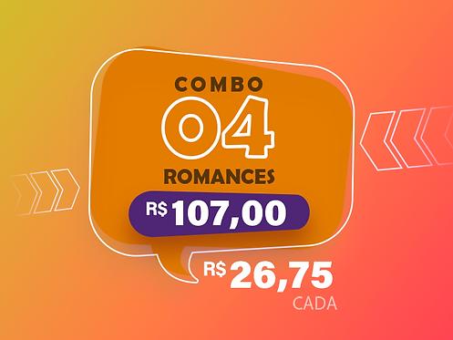 Combo - 04 Romances
